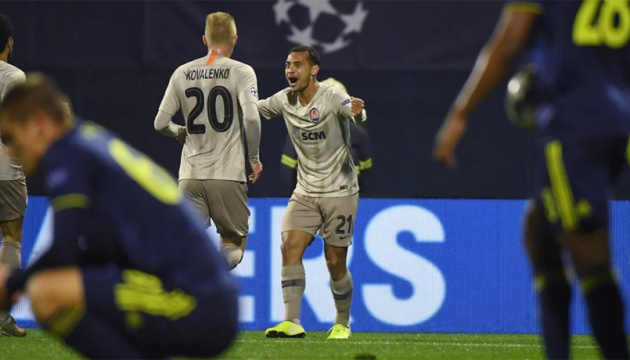 Shakhtar Donetsk snatch late draw against Dinamo Zagreb