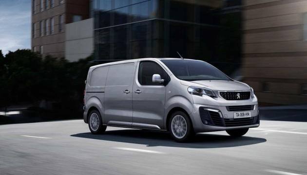 Peugeot представив перший электрофургон