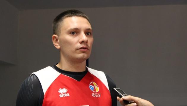 Лукашов — найкращий гравець української баскетбольної Суперліги в жовтні