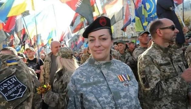 Печерський суд арештував ветеранку АТО із позивним