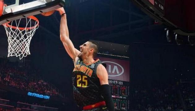 """Лень набрав 6 очок у матчі НБА, який його команда програла """"Чикаго"""""""