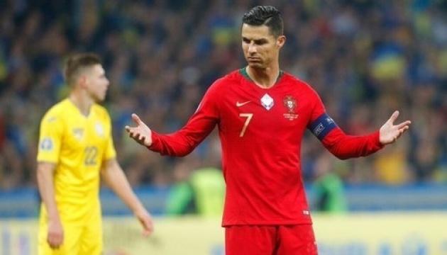 Роналду вызван в сборную Португалии на матчи с Литвой и Люксембургом