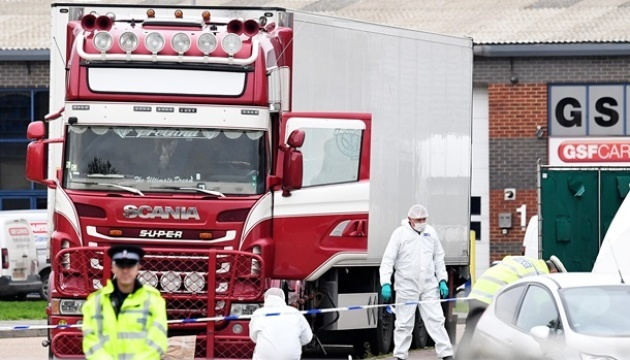 Вантажівка з 39 трупами: британська поліція ідентифікувала всі тіла