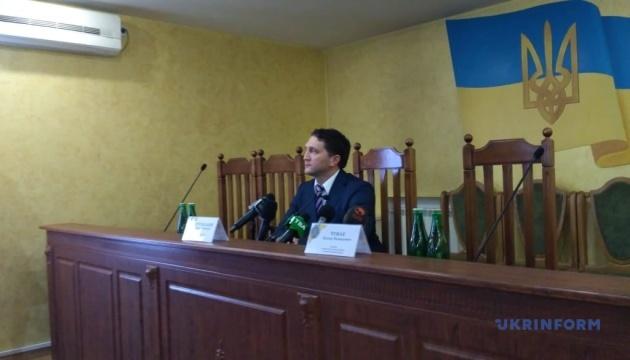 Заступник Рябошапки представив нового прокурора Чернівецької області