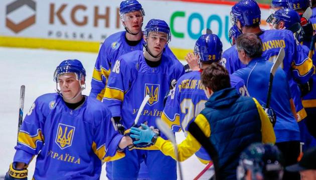 Хокей: Україна програла Литві на старті турніру в Таллінні