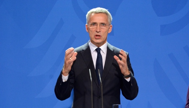 Stoltenberg: It's not for Russia to decide who should join NATO