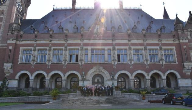 Суд у Гаазі сьогодні оголосить рішення щодо юрисдикції у справі України проти РФ