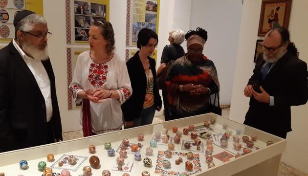 У Сан-Паулу відкрилася виставка про Україну