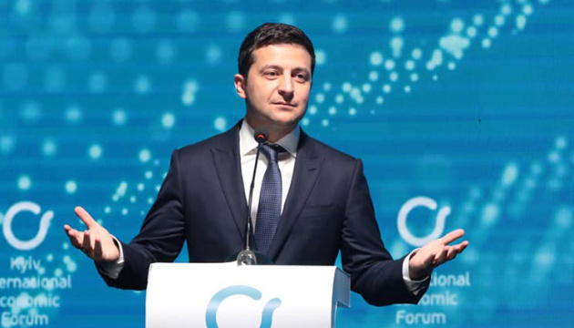 Zelensky calls Ukraine the most attractive startup in the world