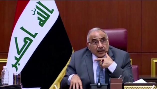 Прем'єр Іраку отримав усне попередження від Ірану про атаку на військові бази
