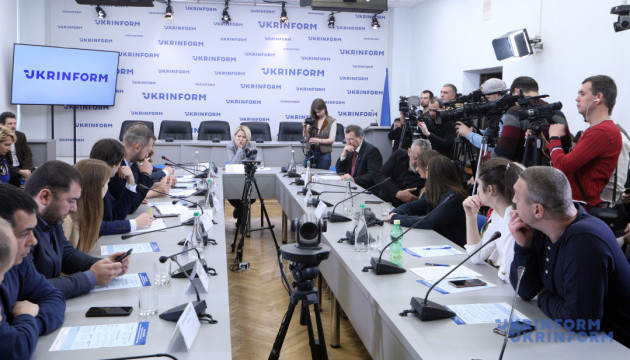 Коляда провела публічне обговорення законопроєкту про захист заручників