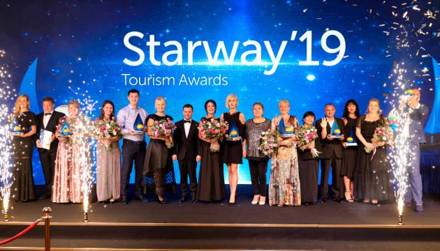 Лучшие туристические агентства Украины получили награды Starway Tourism Awards