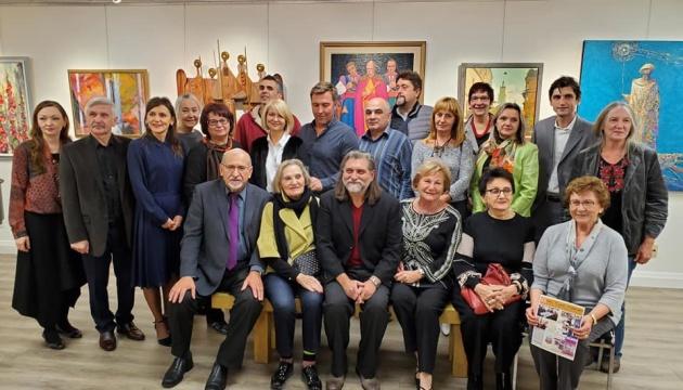 У Торонто проходить виставка робіт українських митців Канади