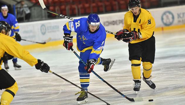 Українська хокейна молодіжка програла у Броварах