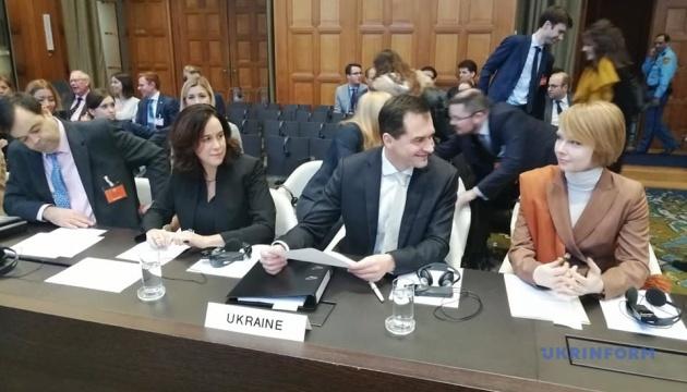 ウクライナは国連海洋法条約にもとづく宇対露案件の管轄権承認も待っている=外務次官