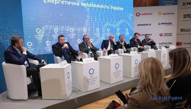 Україна прагне зберегти транзит газу та збільшити його видобуток — Оржель