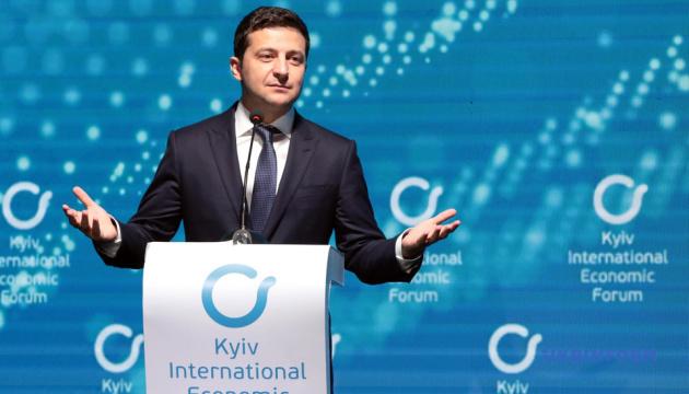 Zelensky: Ucrania es la startup más atractiva del mundo