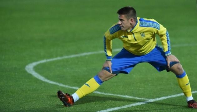 Нападающего «Динамо» Беседина вызвали в сборную Украины
