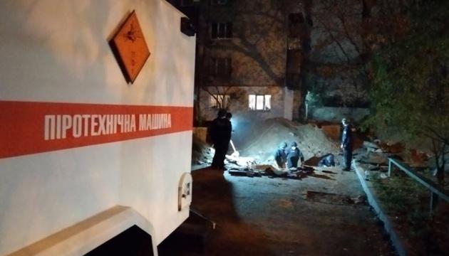 У Києві біля Шулявського мосту знайшли понад сотню снарядів