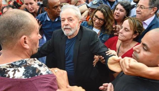 Експрезидент Бразилії вийшов на свободу після 18 місяців в'язниці