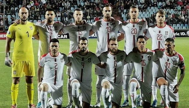 Сербія назвала імена футболістів на матчі з Україною та Люксембургом