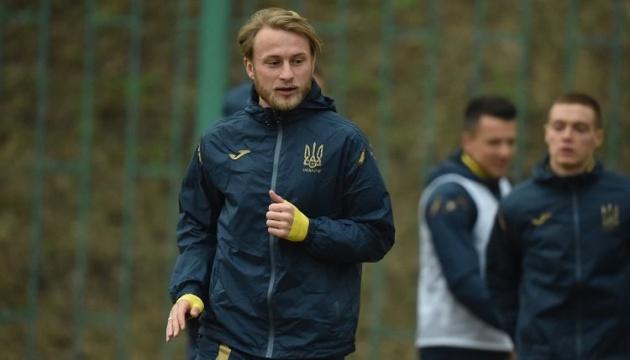 Романа Безуса дополнительно вызвали в сборную Украины