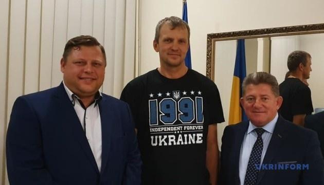 Мазур і генконсул України дали пресконференцію
