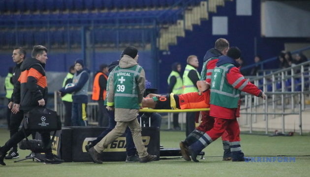Нападник «Шахтаря» Мораес уникнув перелому ноги