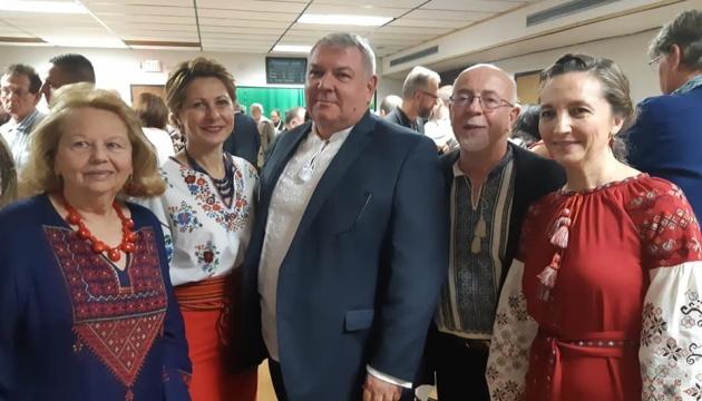 Єдність діаспори необхідна для перемоги над агресором - генконсул України в Нью-Йорку