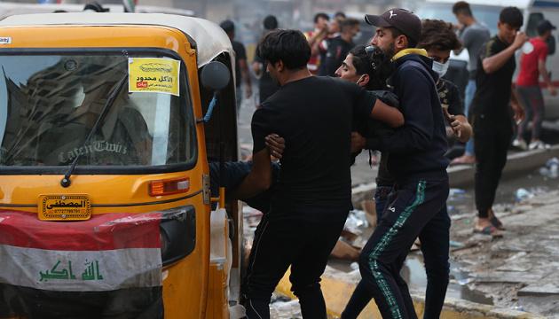 В Іраку обстріляли антиурядовий протест - є загиблі, десятки поранених