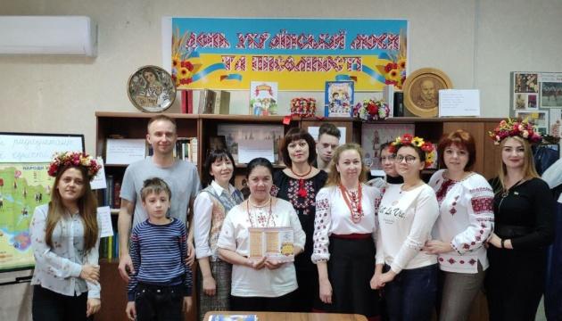 В Узбекистані відзначили найстаранніших учнів української школи