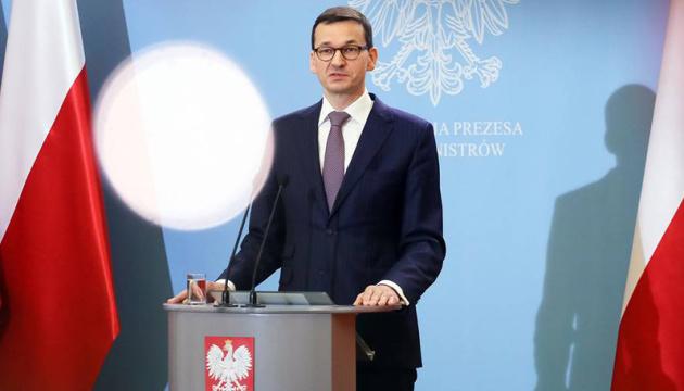 """Прем'єр Польщі назвав Москву """"ворожим режимом"""""""