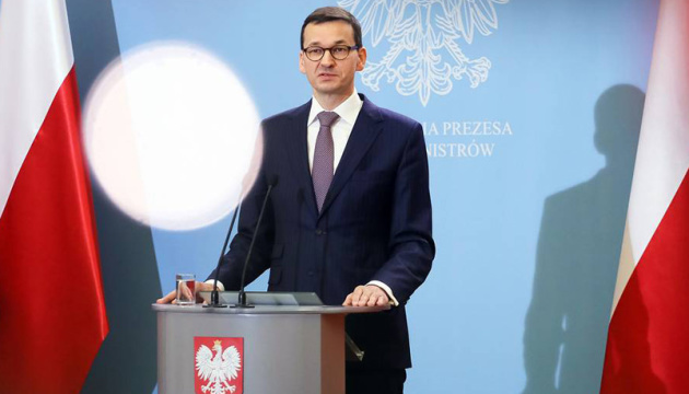 Прем'єр Польщі назвав Nord Stream 2