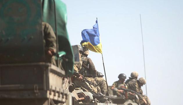 Окупанти обстріляли українські позиції зі 120 мм мінометів