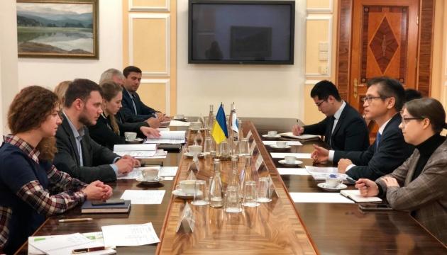Інфраструктурними проєктами в Україні зацікавились корейські компанії