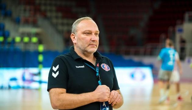 Гандбол: «Мотор» звільнив головного тренера