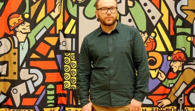 У Бельгії пройде виставка українського художника Романа Мініна