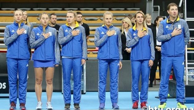 Жіноча збірна України з тенісу опустилася на 23-є місце світового рейтингу