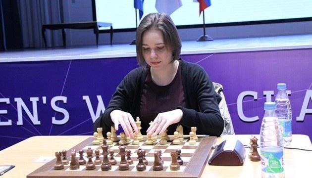 Женская команда Киевской шахматной федерации - фаворит клубного Евро