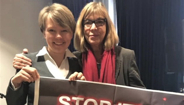 """""""Stop It! Nord Stream-2"""": у Берліні до флешмобу долучились політики і діячі культури"""