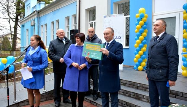 У Тростянецькій ОТГ відкрили новий центр адмінпослуг