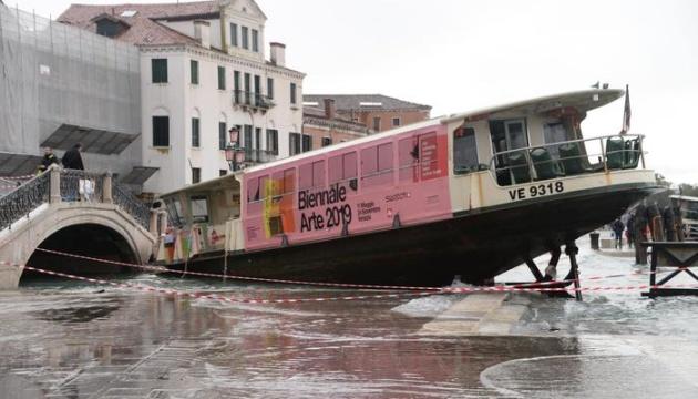 В Венеции могут объявить чрезвычайное положение - 80% города под водой