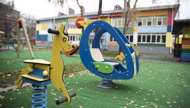 В Оболонському районі відкрили відремонтований дитсадок