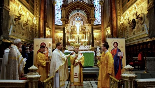 В Ліоні вшанували пам'ять жертв Голодомору