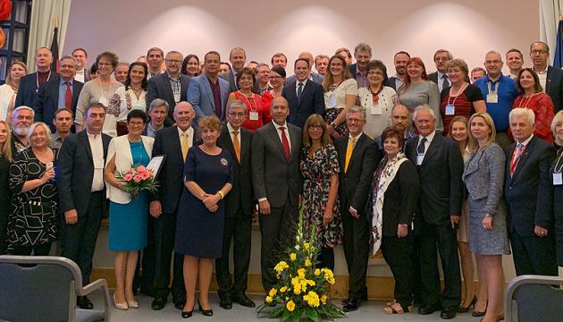 El Congreso Mundial de Ucranianos celebra su 52° aniversario