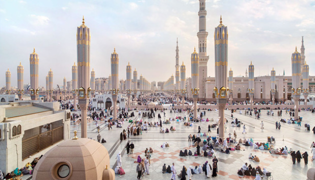 Саудівську Аравію за місяць захотіли відвідати 77 тисяч туристів