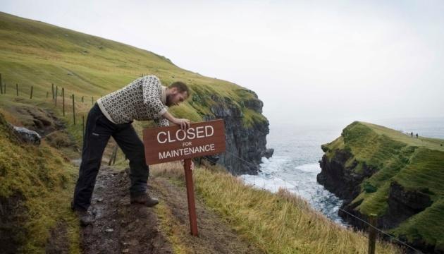 Фарерские острова снова закроют для туристов