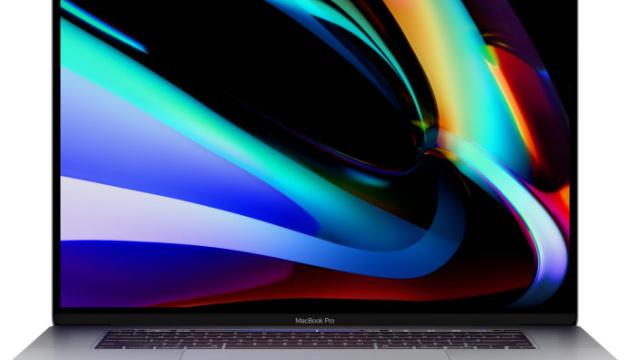 Apple показала 16-дюймовий MacBook Pro