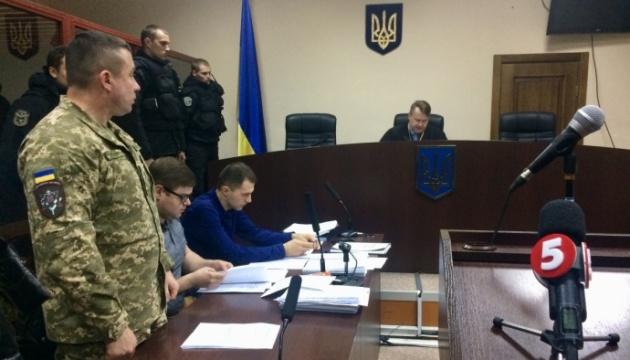 Справа бронежилетів: суд заарештував першого заступника генерала Марченка
