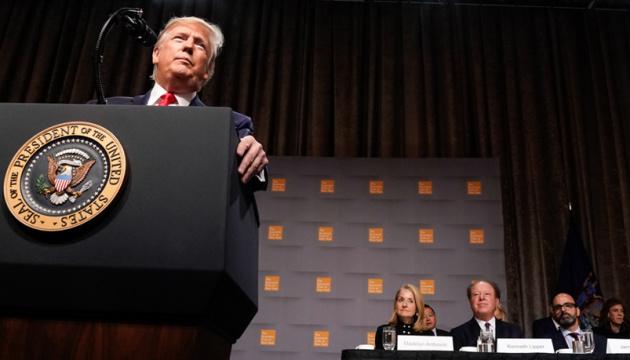 Трамп заявив про намір помилувати свого ексрадника Флінна
